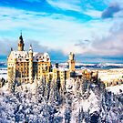 Neuschwanstein Castle by Explosive Curiosity