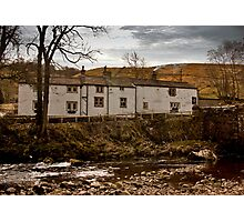 George Inn - Hubberholme Photographic Print
