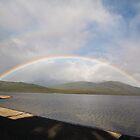 Lake Te Anau by Waqar