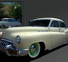 1950 Buick Custom Low Rider by TeeMack
