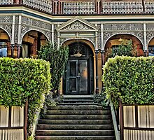 Welcome to the Queenscliff Hotel - Queen Anne Style by TonyCrehan