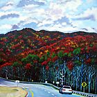 &#x27;321N towards Blowing Rock&#x27; by Jerry Kirk