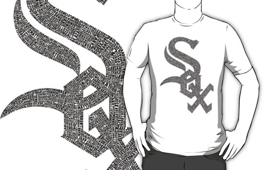 Chicago White Sox Typography Logo by TheHammer417