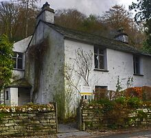 Dove Cottage,Grasmere by Jamie  Green
