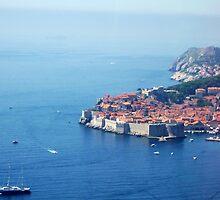 Dubrovnik  by Patricia Gavra