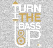 TURN THE BASS UP - Crossfader & Speaker DJ Kids Clothes