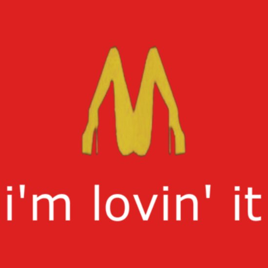 Lovin it mcdonalds quot t shirts amp hoodies by mrmang redbubble