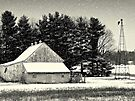 Winter, Country Style by Grinch/R. Pross