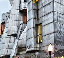 Frederick R. Weisman Art Museum by shutterbug2010