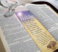 The Living Word of God, The Holy Bible by Rick Short