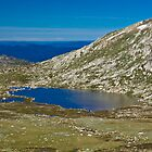 Lake Cootapatamba on Mount Kosciuszko by Dean Cunningham