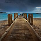 The Old Jetty by Ian Beattie