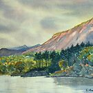 White House, Derwentwater by Glenn Marshall