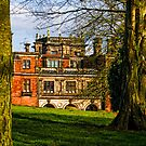 Keele Hall by Aggpup