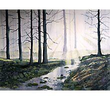 Rays of Hope Photographic Print