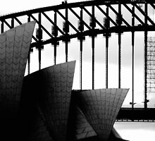 Sydney Monuments by dombrown