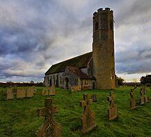 All Saints Woodton by Darren Burroughs