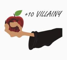 +10 Villainy by poisonedapples