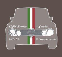 Alfa Romeo Giulia 50 ° Anniversario by aussie105