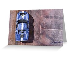 Ford GT40 Leman Classic  Greeting Card