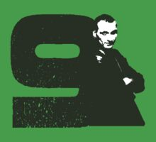 Doctor Who 9 Green by ayn08gzu