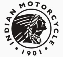 Indian Motorcycle Logo by daeryk
