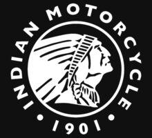 Indian Motorcycle Logo by daeryk