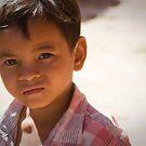 Khmer Boy by Steve Malcomson