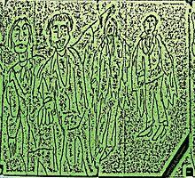 Enraged Citizen's League by Stacey Lazarus