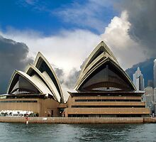Sydney Opera House by Darren Speedie
