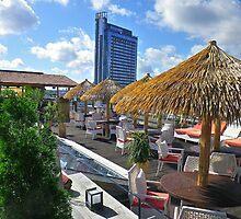 Heatwave in Riga by billystygian