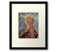 Ameeta Framed Print