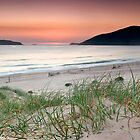 Bennents Beach, Hawks Nest by Michael Howard