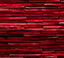 Red brick wall - iPhone4 by Mario Brandao