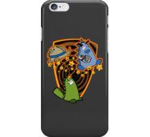 Candy the Magic Dinosaur iPhone Case/Skin