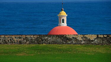 Old San Juan, Puerto Rico Tomb by Lee Walters Photography