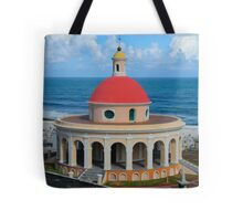 Old San Juan Dome Tote Bag