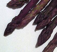 Asparagus Purple by LorenzoMuan