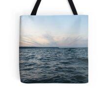 Horizon Crown of Clouds Tote Bag
