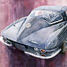 Chevrolet Corvette Sting Ray 1965 by Yuriy Shevchuk