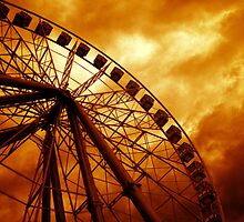Wheel of Fortune by lightsmith
