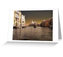 ⊱✿ ✿⊰⊹ VENICE BOAT RIDE ⊱✿ ✿⊰⊹ Greeting Card