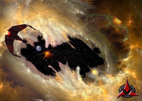 Klingons Invade by bmelchior