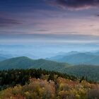 Blue Ridge Mountain Sunset by andrewsound95