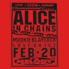 """Mookie in Chains"" by Bleed4me"