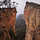 Hanging Rock to Baltzers Boulder by STEPHEN GEORGIOU