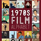 1970s Film Alphabet by Stephen Wildish