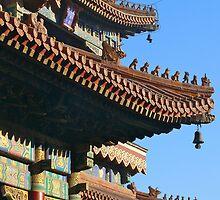 Yonghegong (Lama Temple) # 3 by manojmurugan