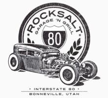 ROCKSALT GARAGE 'N GRILL by Mark Will
