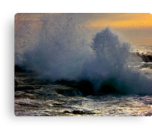 Southern Waves Canvas Print